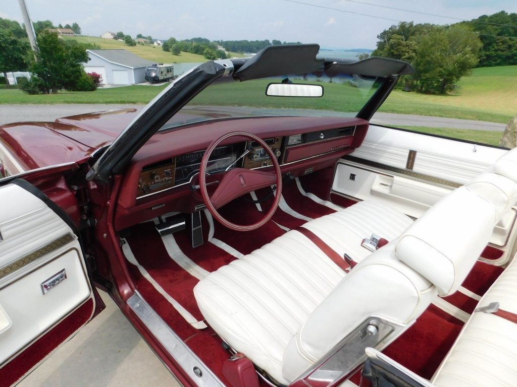 1975 Oldsmobile Delta Eighty-Eight Convertible