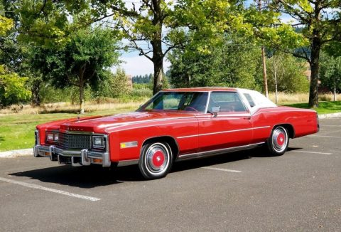 1978 Cadillac Eldorado Biarritz zu verkaufen