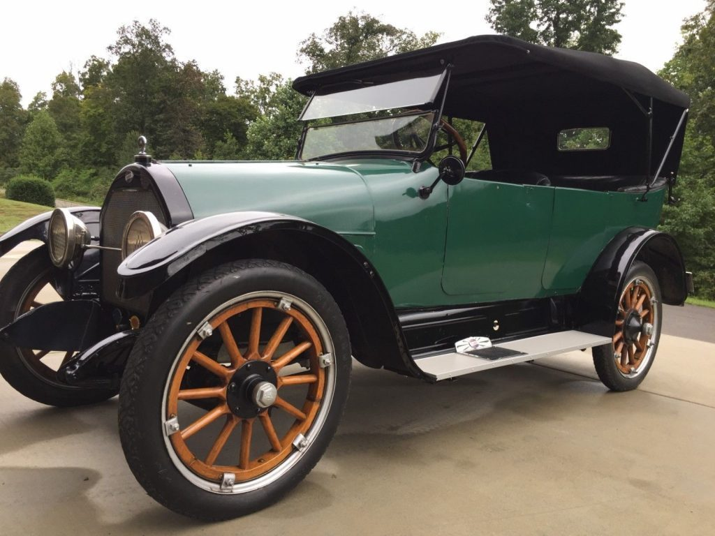 1917 Willys Overland 85-4
