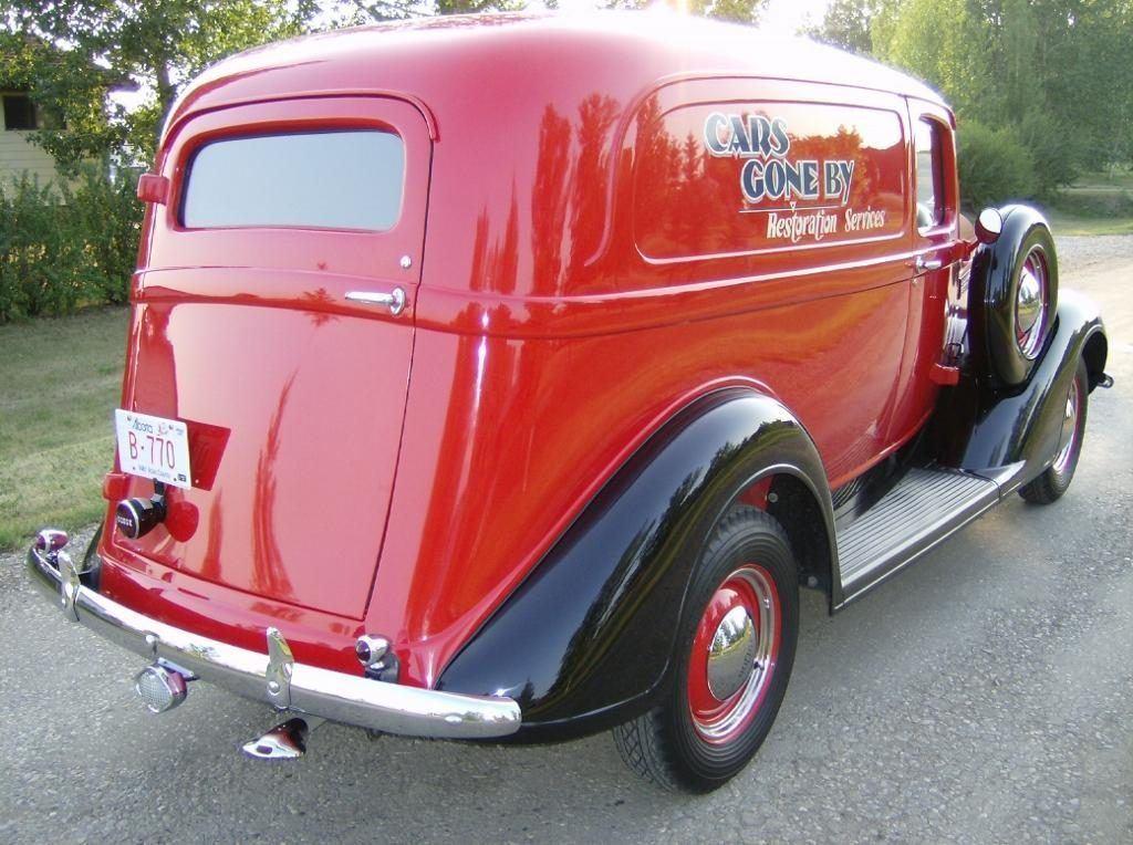 1938 Dodge Sedan Delivery