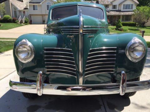 1940 Plymouth Business Coupe zu verkaufen