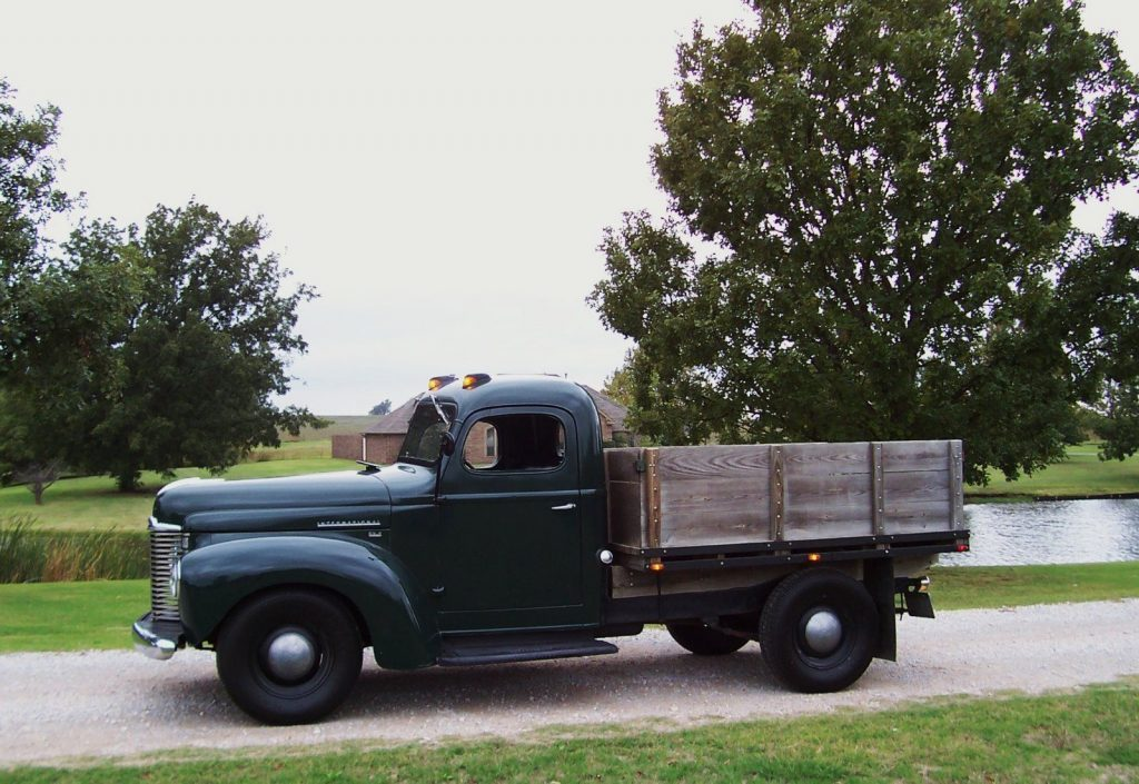 1947 International Harvester KB2