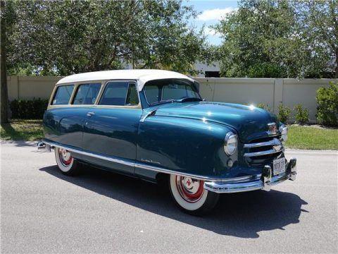 1952 Nash Rambler zu verkaufen