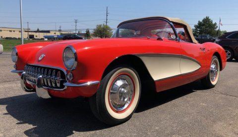 1957 Chevrolet Corvette zu verkaufen