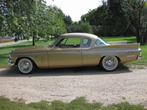 1957 Studebaker Silver Hawk zu verkaufen