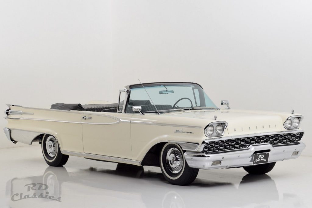 1959 Mercury Park Lane Convertible
