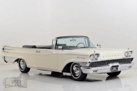 1959 Mercury Park Lane Convertible zu verkaufen