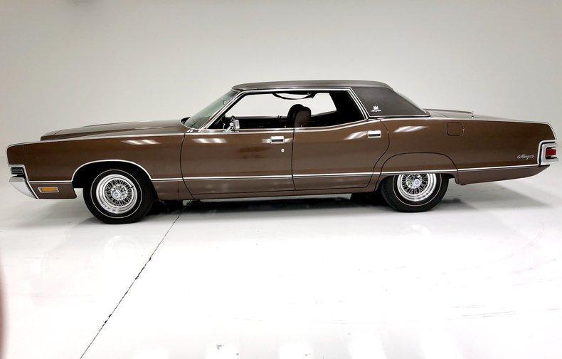1971 Mercury Grand Marquis