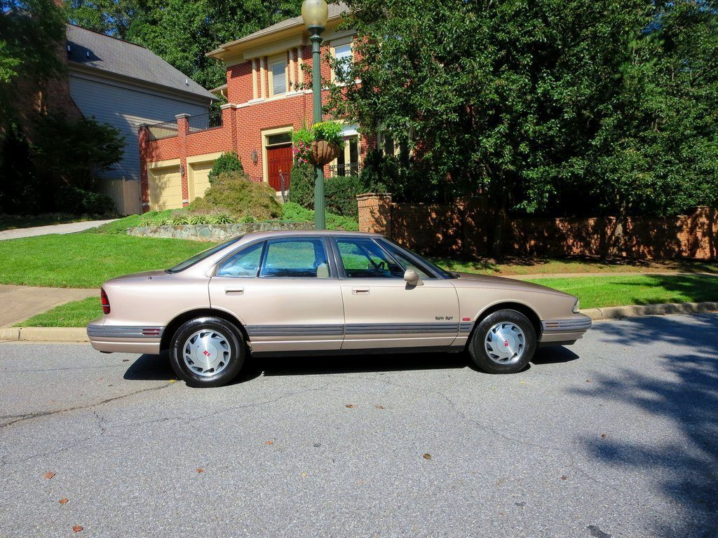 1992 Oldsmobile Eighty-Eight