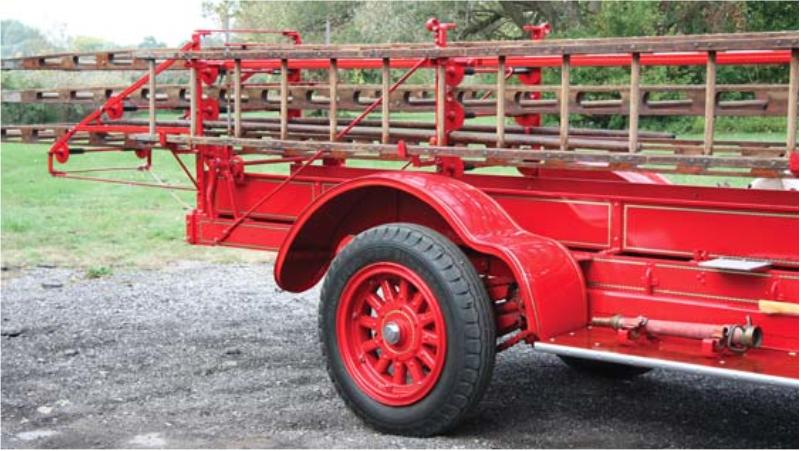 1927 American LaFrance Fire Truck