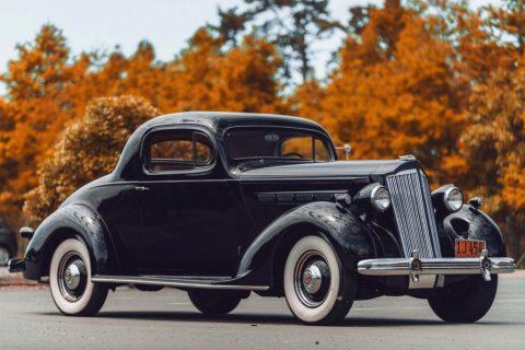 1936 Packard 120 Business Coupe zu verkaufen