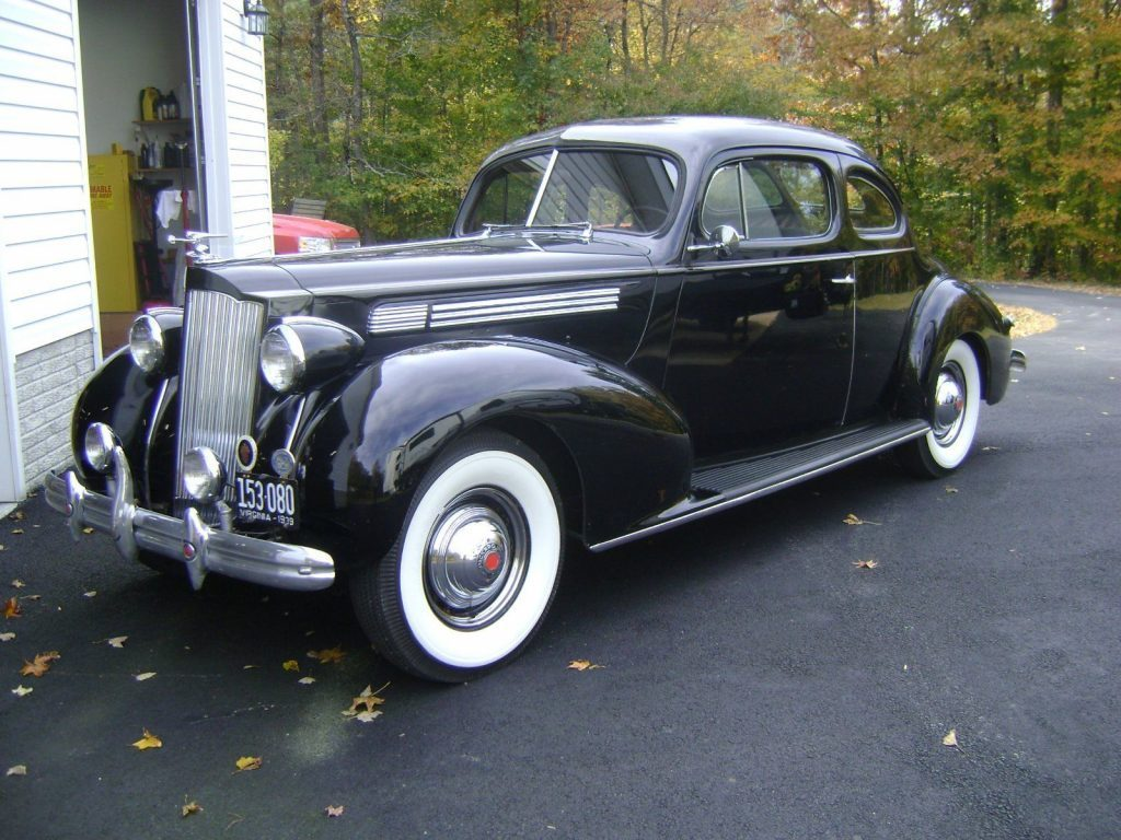 1939 Packard Club Coupe