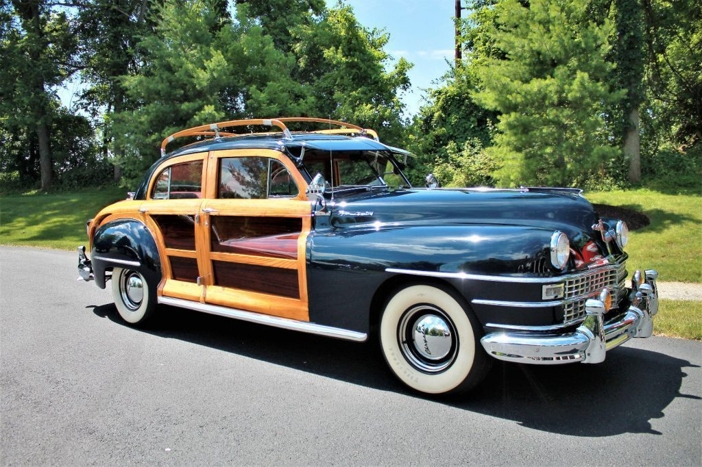 1947 Chrysler Town & Country