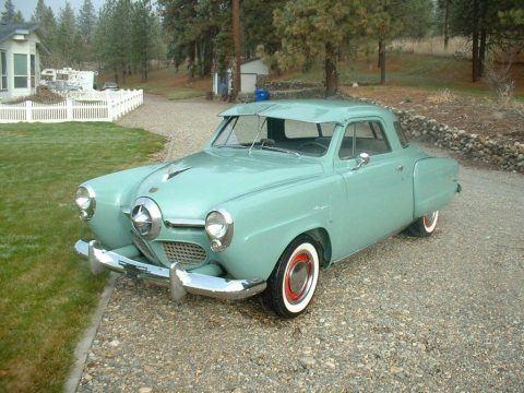 1950 Studebaker Champion Deluxe zu verkaufen