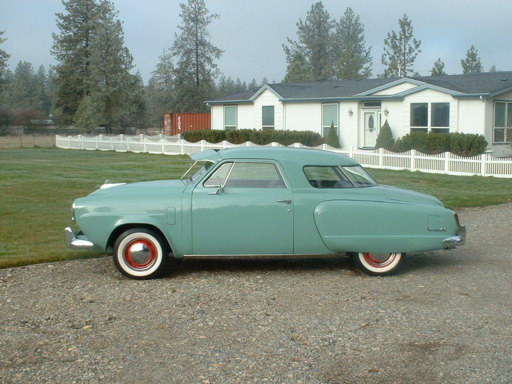 1950 Studebaker Champion Deluxe