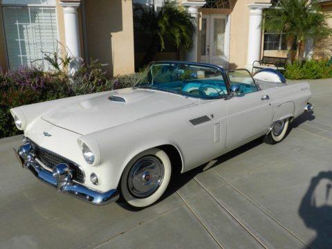 1956 Ford Thunderbird zu verkaufen