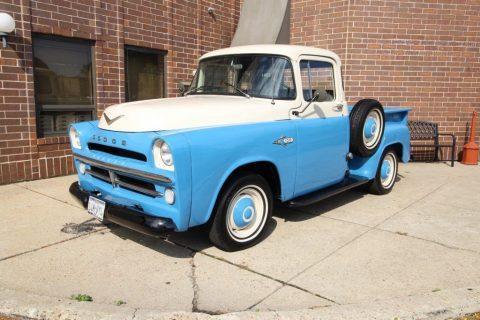 1957 Dodge D100 zu verkaufen