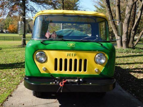 1961 Willys Jeep F/C 150 zu verkaufen
