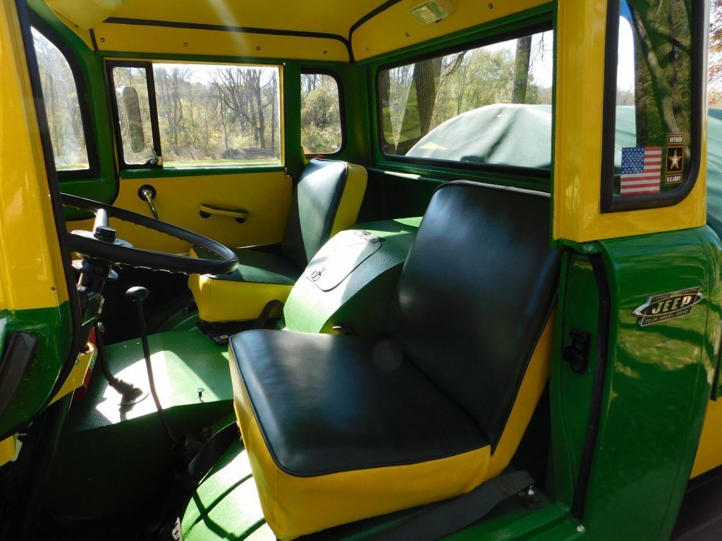 1961 Willys Jeep F/C 150