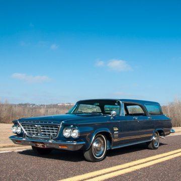 1963 Chrysler New Yorker Town & Country zu verkaufen