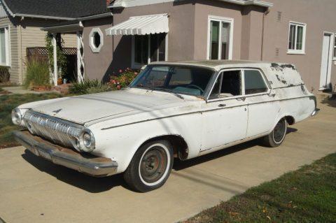 1963 Dodge Polara 330 zu verkaufen