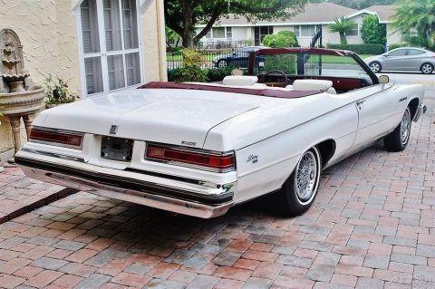 1975 Buick LeSabre Convertible zu verkaufen
