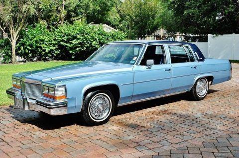 1980 Cadillac DeVille zu verkaufen