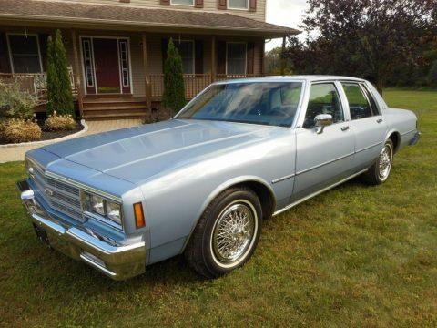 1984 Chevrolet Impala zu verkaufen