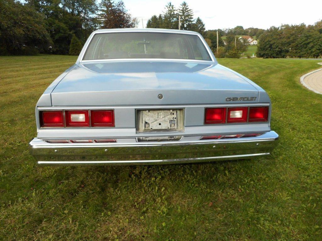 1984 Chevrolet Impala