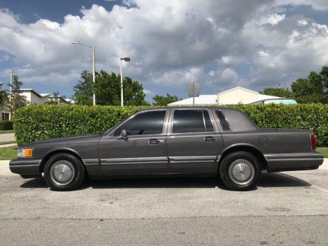 1991 Lincoln Town Car zu verkaufen