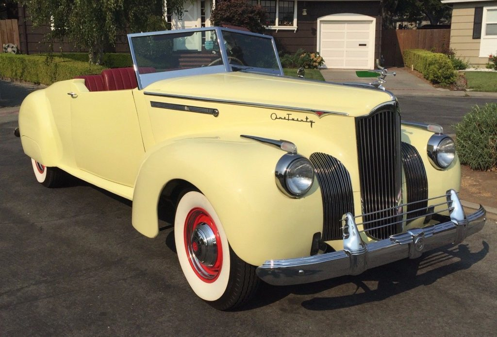 1941 Packard 120 Convertible
