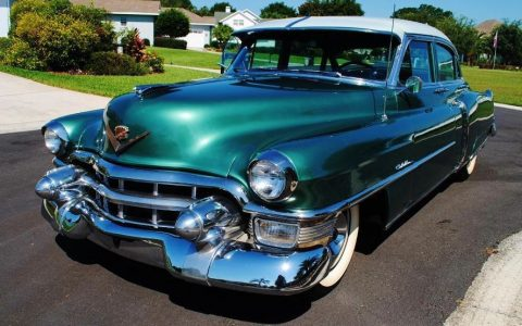 1953 Cadillac Fleetwood zu verkaufen