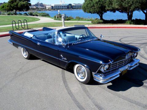 1957 Imperial Crown Convertible zu verkaufen