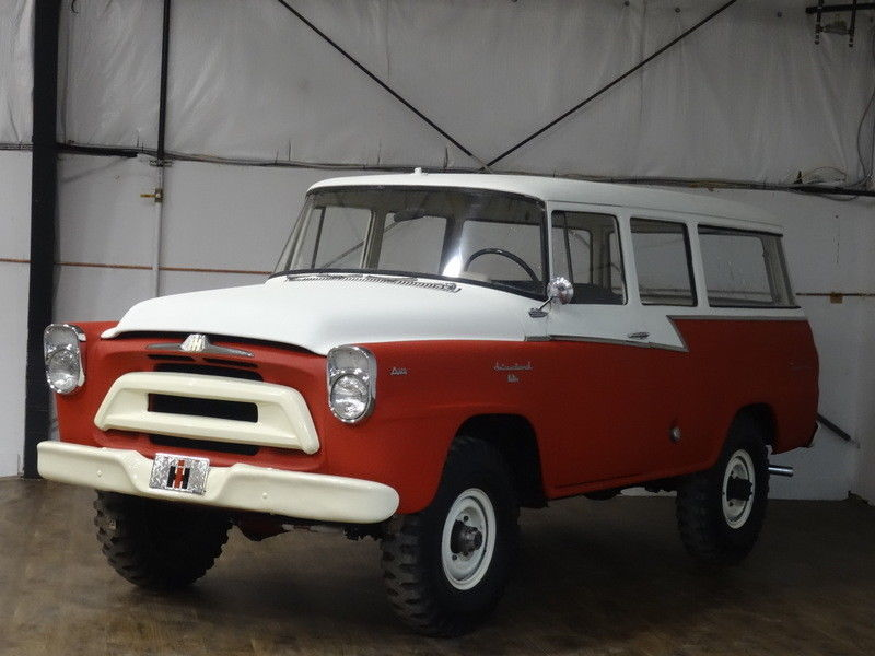 1957 International Harvester Travelall