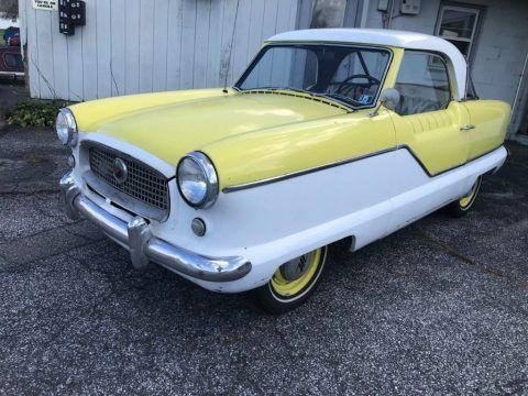 1957 Nash Metropolitan zu verkaufen