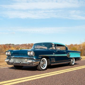 1958 Pontiac Bonneville zu verkaufen