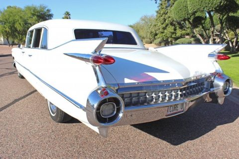 1959 Cadillac Fleetwood Series 75 Limousine zu verkaufen