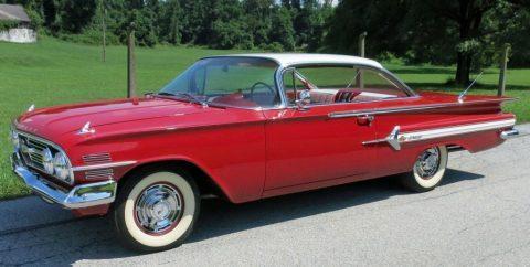 1960 Chevrolet Impala zu verkaufen