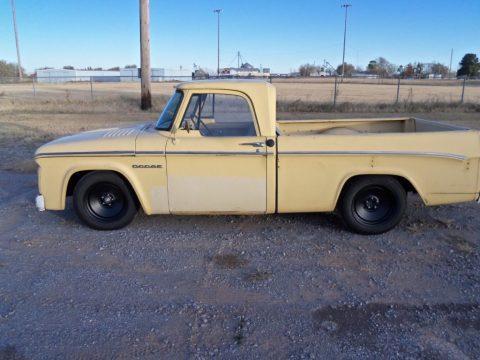 1962 Dodge D100 zu verkaufen