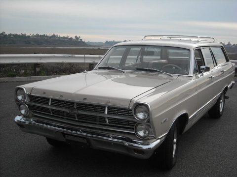 1967 Ford Fairlane zu verkaufen