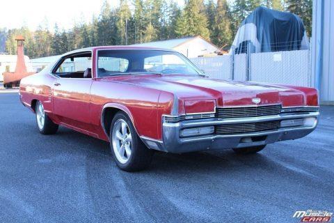 1969 Mercury Marauder zu verkaufen