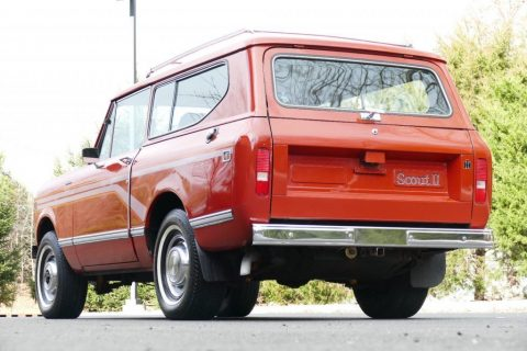 1980 International Harvester Scout II zu verkaufen