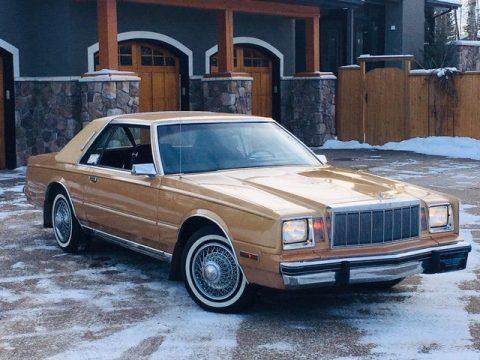1982 Chrysler Cordoba zu verkaufen