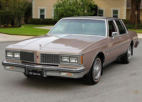 1984 Oldsmobile Eighty-Eight zu verkaufen