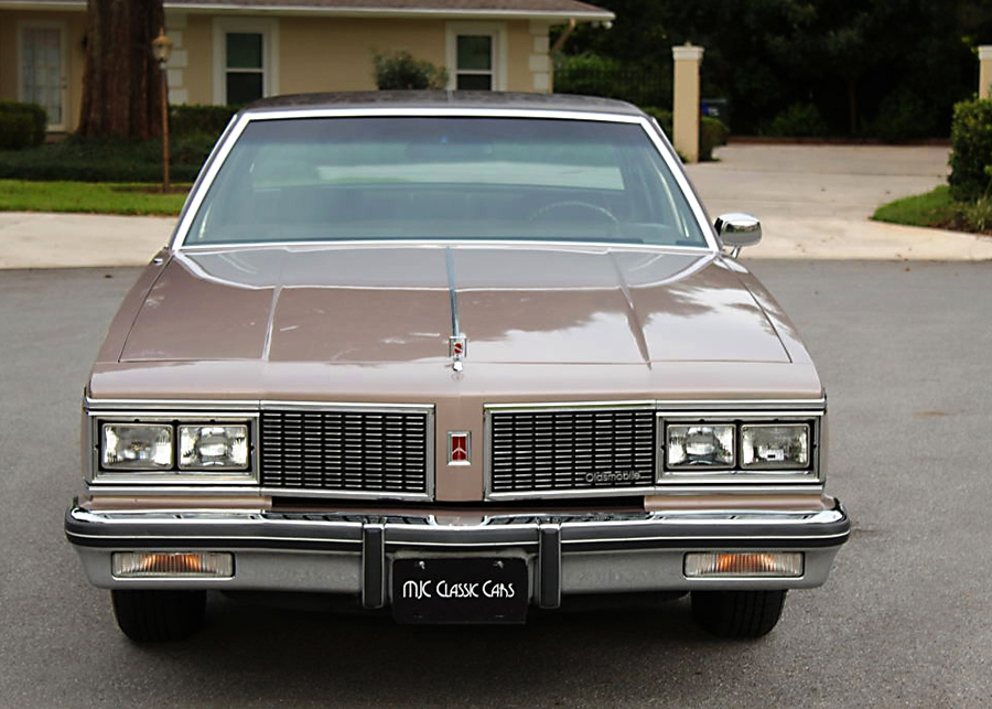 1984 Oldsmobile Eighty-Eight