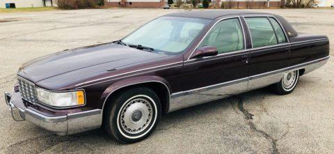 1996 Cadillac Fleetwood Brougham zu verkaufen