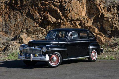 1947 Mercury 8 zu verkaufen