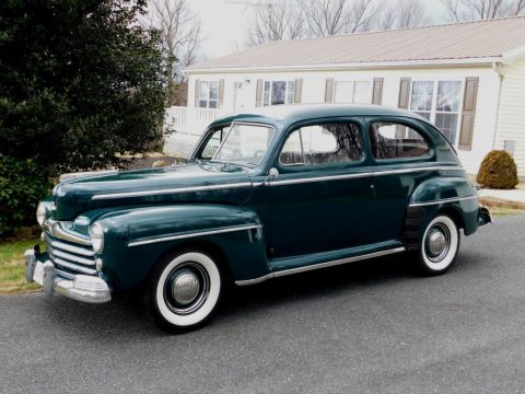 1948 Ford Deluxe zu verkaufen