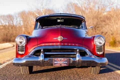 1950 Oldsmobile 98 Deluxe Club Sedan zu verkaufen
