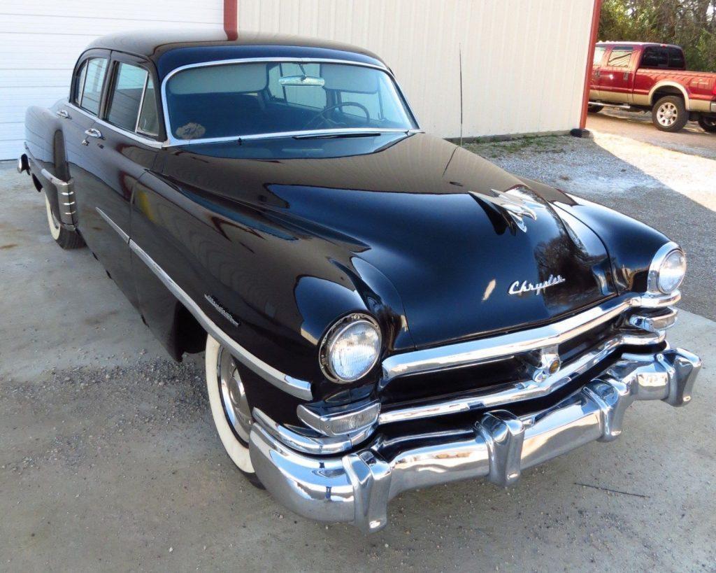 1953 Chrysler Windsor DeLuxe